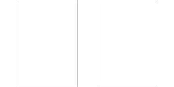 カレンダー下敷き(A4)無地
