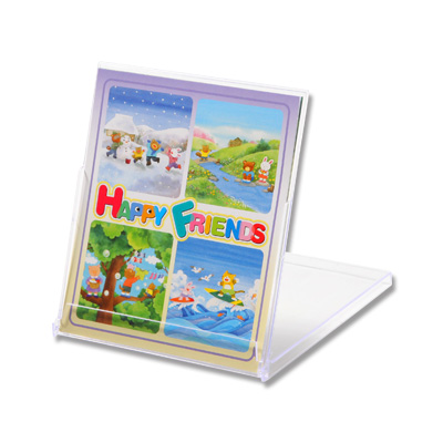 オリジナル卓上カレンダー8枚組(CDケース)