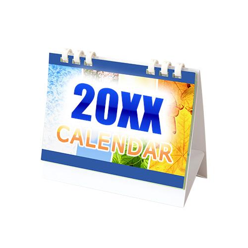 オリジナルエコリング式卓上カレンダー(小)