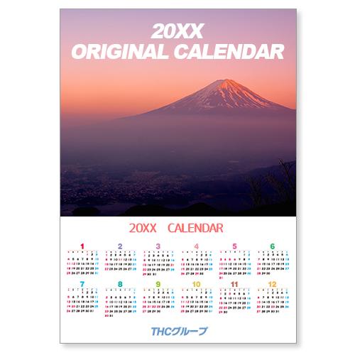 オリジナルA1ポスターカレンダー